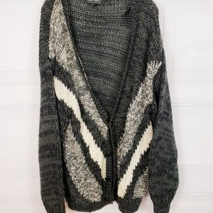 3/$21 Peter England Handmade Cardigan Sweater